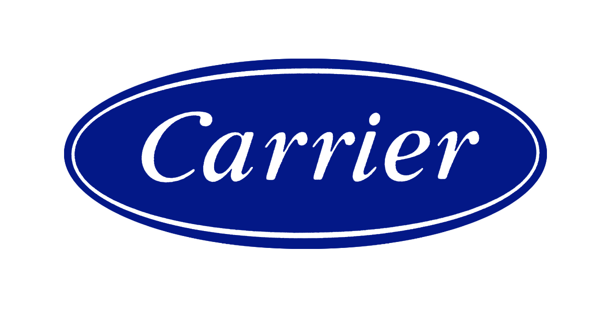 Carrier HVAC systems logo