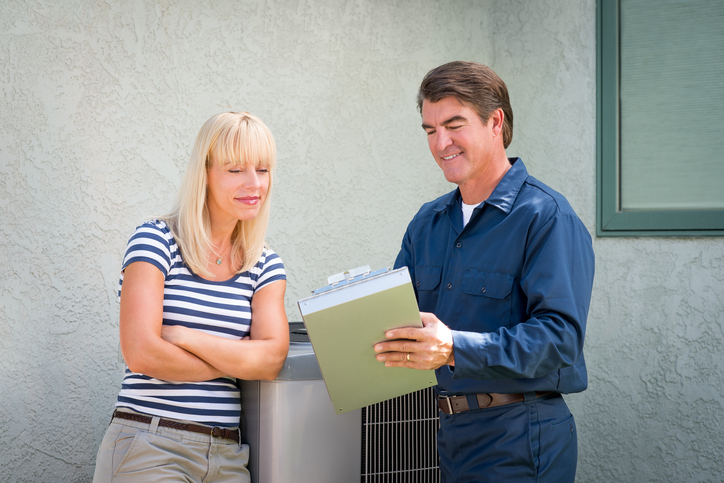 heating service contracts